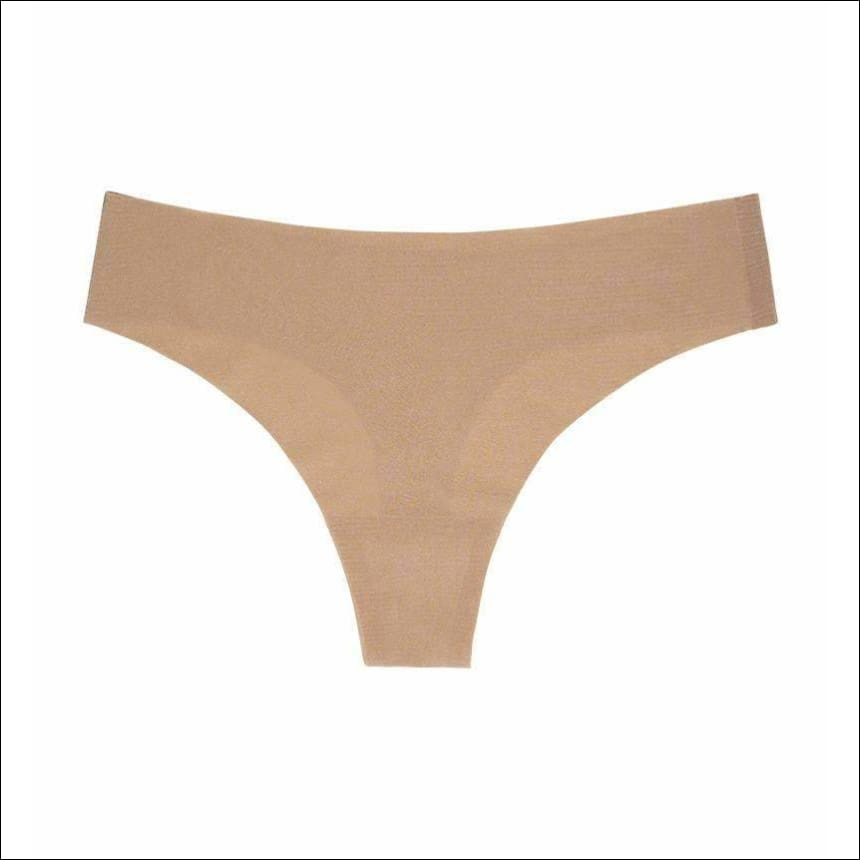 Pack Of 3 Yay Panties Invisible Tanga Panty - Bottom Lingerie Theory Lingerietheory.com