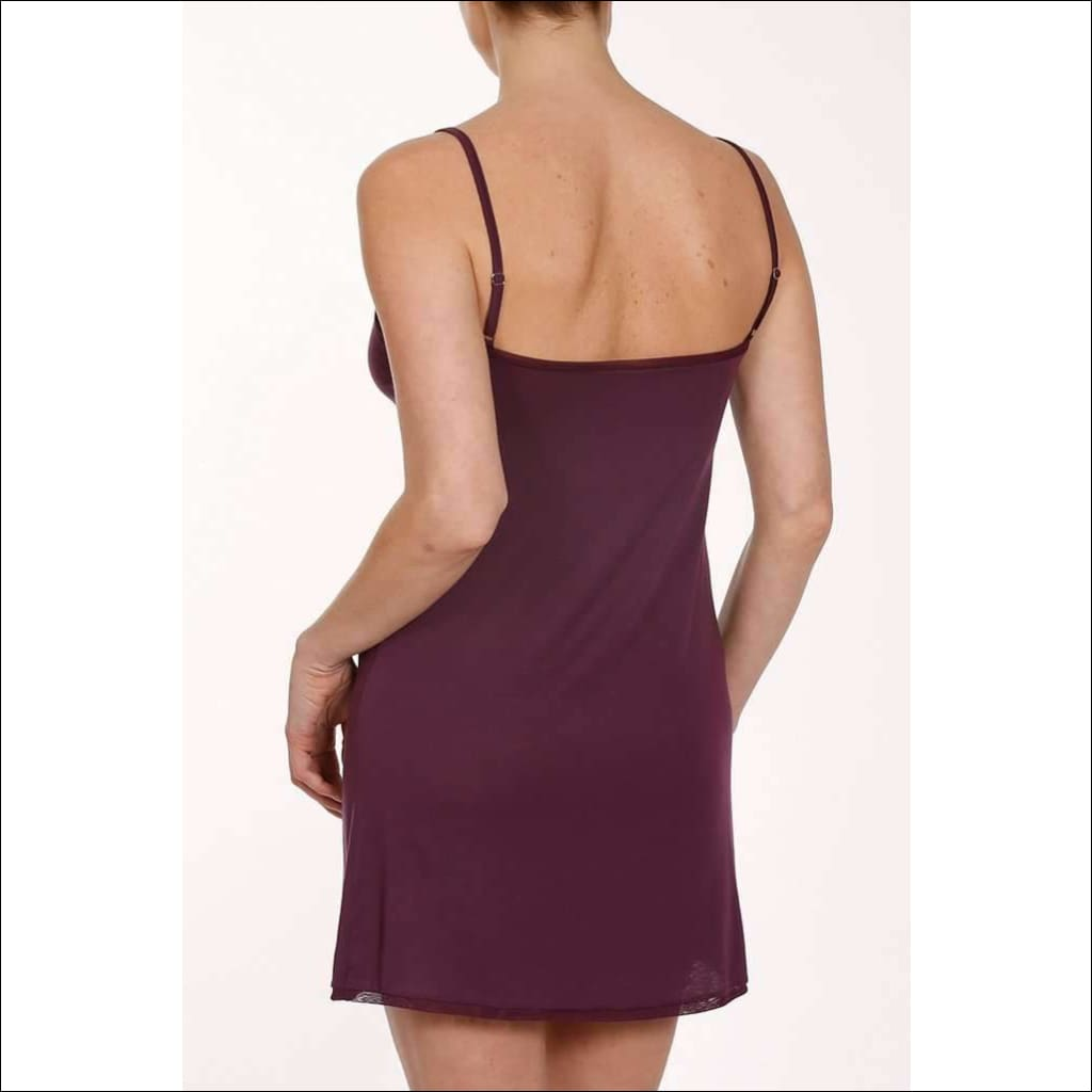 Plum Collection Camisole Dress - Camisole Lingerie Theory Lingerietheory.com