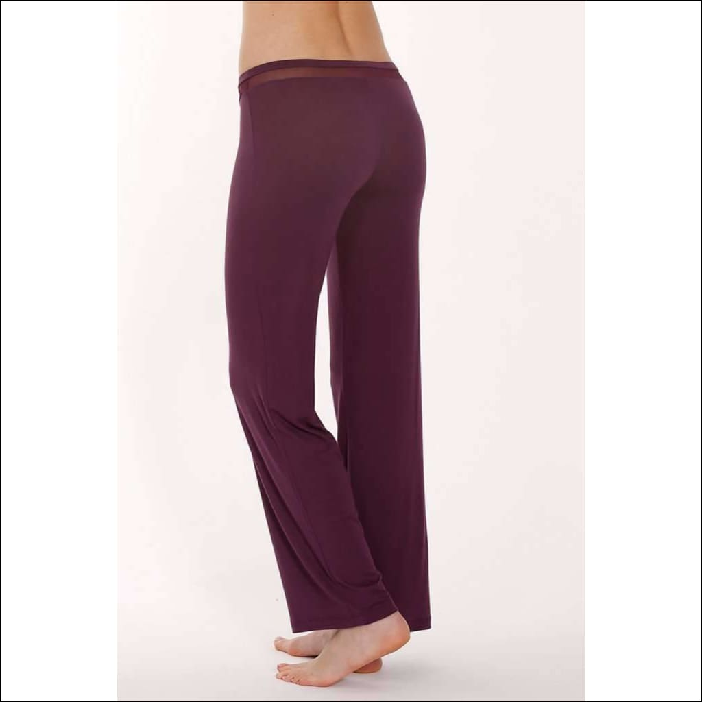 Plum Collection Pants - Pants Lingerie Theory Lingerietheory.com