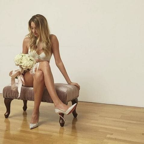Adorn Les Dessous // Bridal Lingerie // Behind The Scenes Shoot