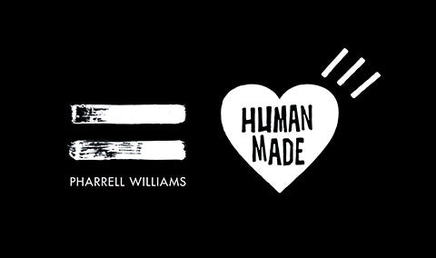 ADIDAS x PHARRELL x HUMAN MADE COLLECTION