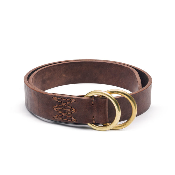 Visvim Double Ring Belt