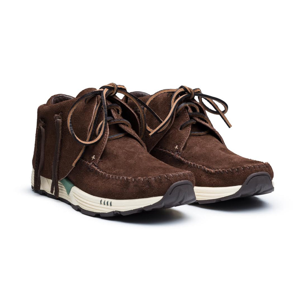 Visvim FBT Prime Dark Brown