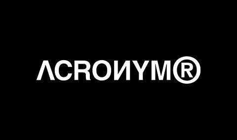 ACRONYM COLLECTION
