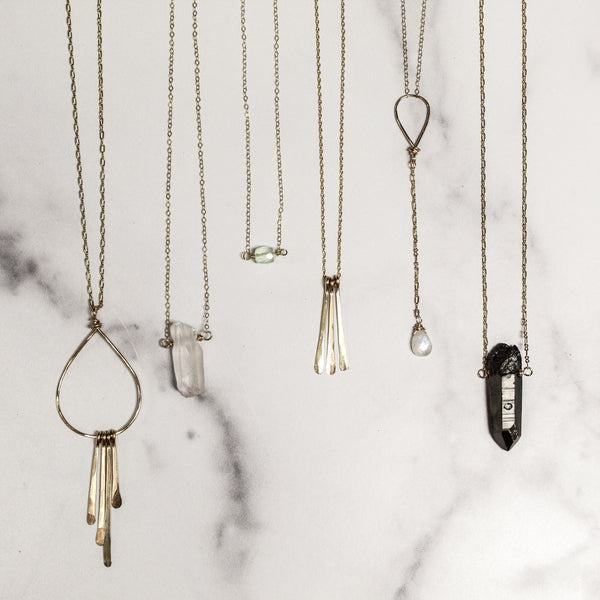 Quinn Sharp Jewelry Designs Necklaces
