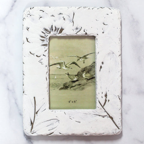 Wildflower Resin Frame