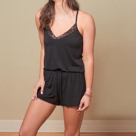 Bamboo Cami & Shorts Set