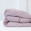 FRENCH FLAX LINEN DUVET COVER