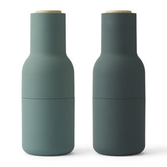 MENU NORM BOTTLE GRINDER DARK GREEN