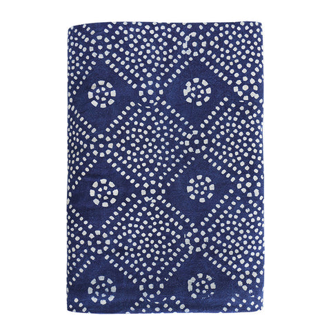 BANDOL INDIGO COTTON TABLECLOTH