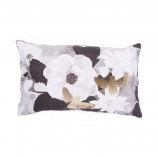 MAGNOLIA BLACK GOLD CUSHION
