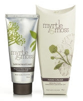 MYRTLE & MOSS SUBLIME HAND CREAM