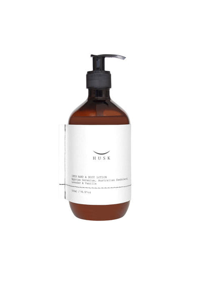 HUSK IZMIR HAND & BODY LOTION