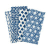 NILA MIX COTTON NAPKINS SET OF 4