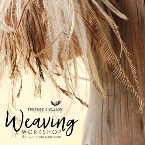 Weaving Workshop - Saturday 18th August 2018