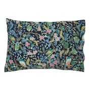 BIRDS OF PARADISE COTTON PILLOWCASE 2P SET