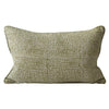 TRIPOLI MOSS LINEN CUSHION