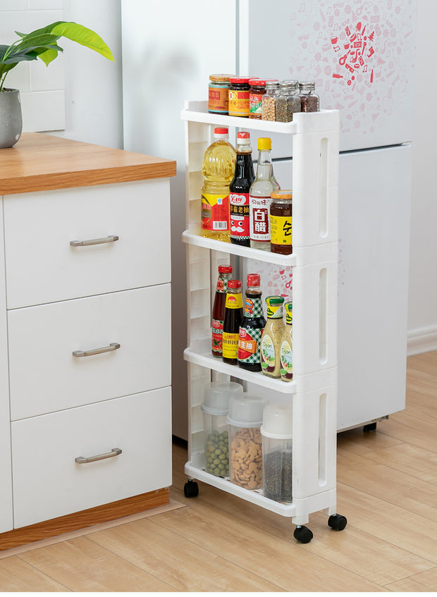Mobile Kitchen Shelf