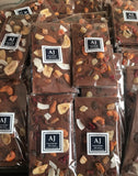 Anthony James Chocolates    Luxury Airline Chocolates & Snacks  Luxury Chocolate Bar