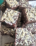Anthony James Chocolates Gourmet Triple Chocolate Truffle Brownies deliver nationally