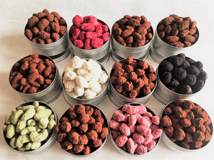 Anthony James Chocolates - Luxury Chocolate Covered Nuts