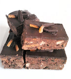 Grand Marnier & Chocolate Orange Tiffin      ( Large Box of 6)