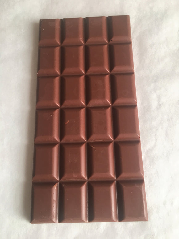 Single Origin Milk Chocolate Bar 100g Grand Cru de Sambirano 80%