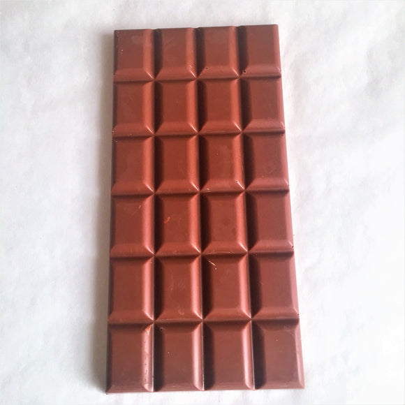 Mexican Hot Milk Chocolate Bar  100g Madagascar 65%