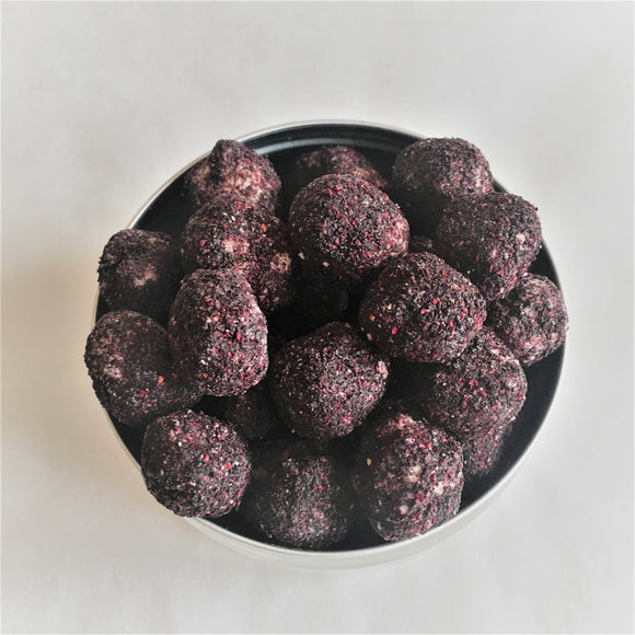 Blueberry & Chocolate Covered Macadamia Nuts 150g