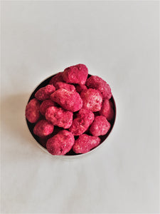 Raspberry & Chocolate Covered Almonds 150g