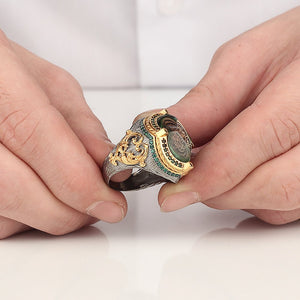Islamic Calligraphic Ring