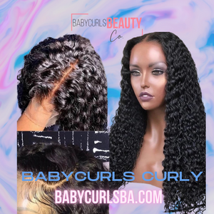 BABYCURLS CURLY HD LACE WIG