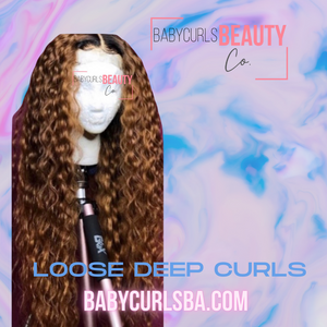 LOOSE DEEP HD LACE WIG