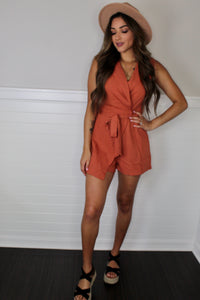 Brunchin' with the Girls Romper