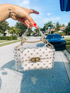 Star Studded Crossbody