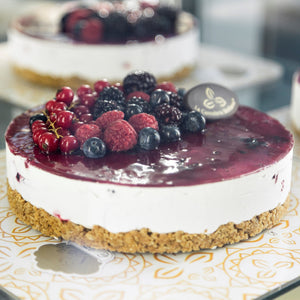 Torta Cheesecake Frutti di Bosco