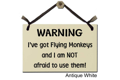 Warning Monkey