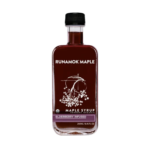 Runamok Maple Syrup - Elderberry Infused