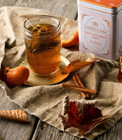 Harney and Sons Tea Sachet - Hot Cinnamon Spice