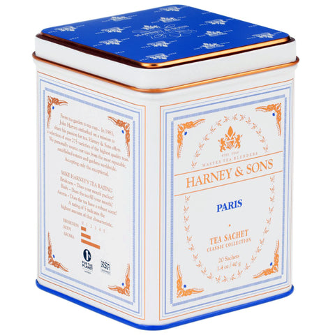 Harney and Sons Tea Sachet - Paris
