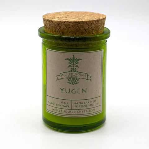 Scented Candle by Miller House Eight16 - Yugen
