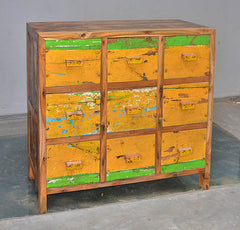 9 Drawer Peter Chests