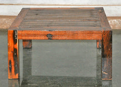 Coffee Table Standard Brown Wood
