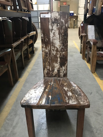 High Back Chair - #103