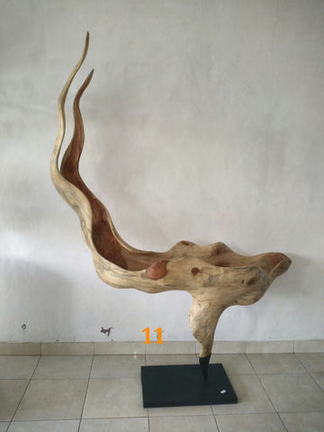 Intaran Wood Scorpion Stand