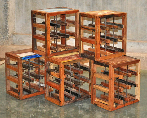 Mariana Wine Rack - #99M