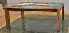 TABLE FINGER FRAMED 79x35