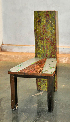High Back Chair - #161