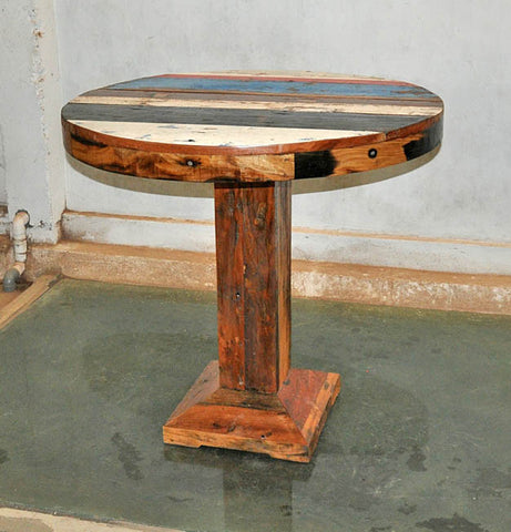 Round Bar Table - #101