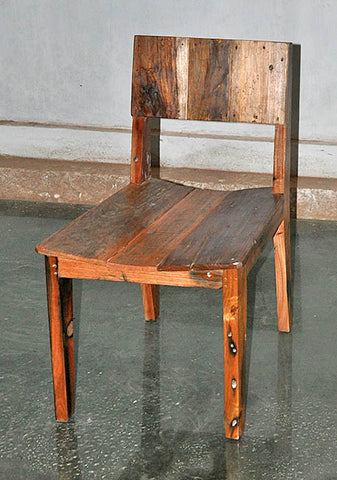 Brown Dining Chair - #105